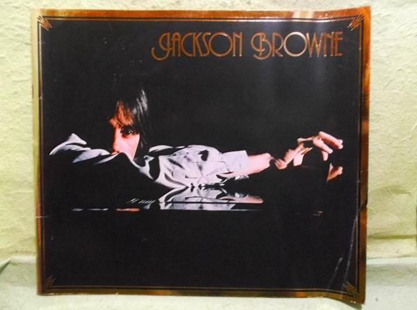 I-パンフ ジャクソン・ブラウン 1980
