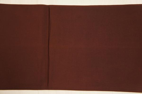正絹特選紫紘紅檜皮色ふくれ織横段花華紋模様袋帯[O9787]_特選紫紘紅檜皮色ふくれ織横段花華紋模様