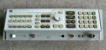 HP8568B スペアナの取外部品: フロントパネル・アッセンブリー(w/ ATT)