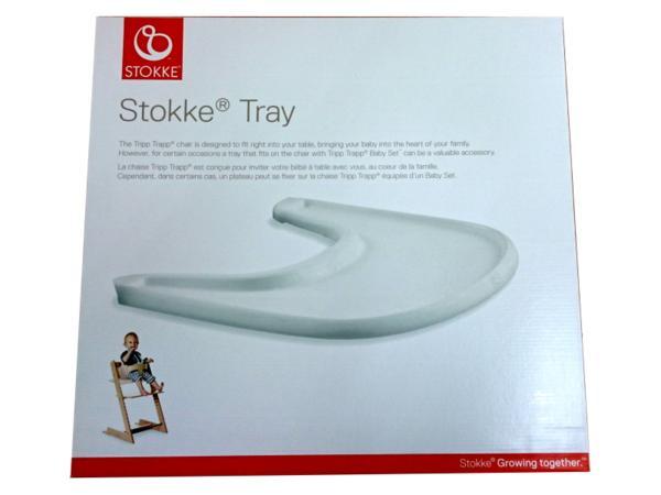 新品 未使用 1円スタート STOKKE TRIPP TRAPP ストッケ トリップトラップベビーチェア用 トレイ Tray