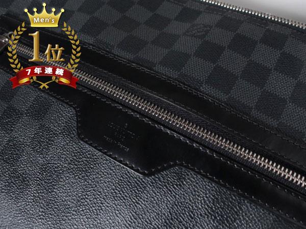 ■美品■Louis Vuitton ルイヴィトン ハワイ正規店購入本物 ダミエグラフィット ミックGM ショルダーバッグ N41105 メッセンジャーF1081_画像5