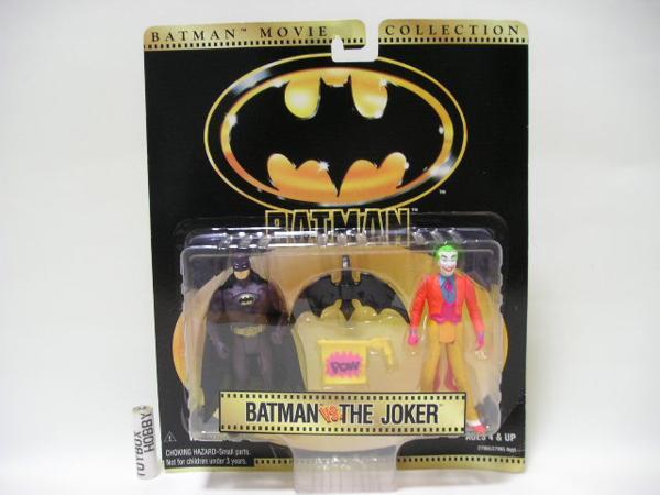 TB■バットマンムービーコレクション バットマンvsザ ジョーカー グッズの画像
