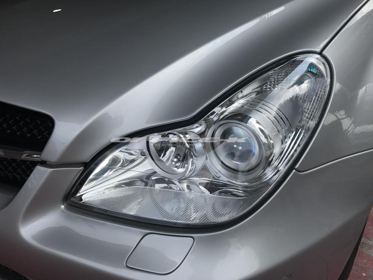 新品/ベンツ/W219/ヘッドライト/補修/レンズ/左側のみ/CLS320/CLS350/CLS500/CLS550/CLS55/CLS63/AMG/片側_画像6
