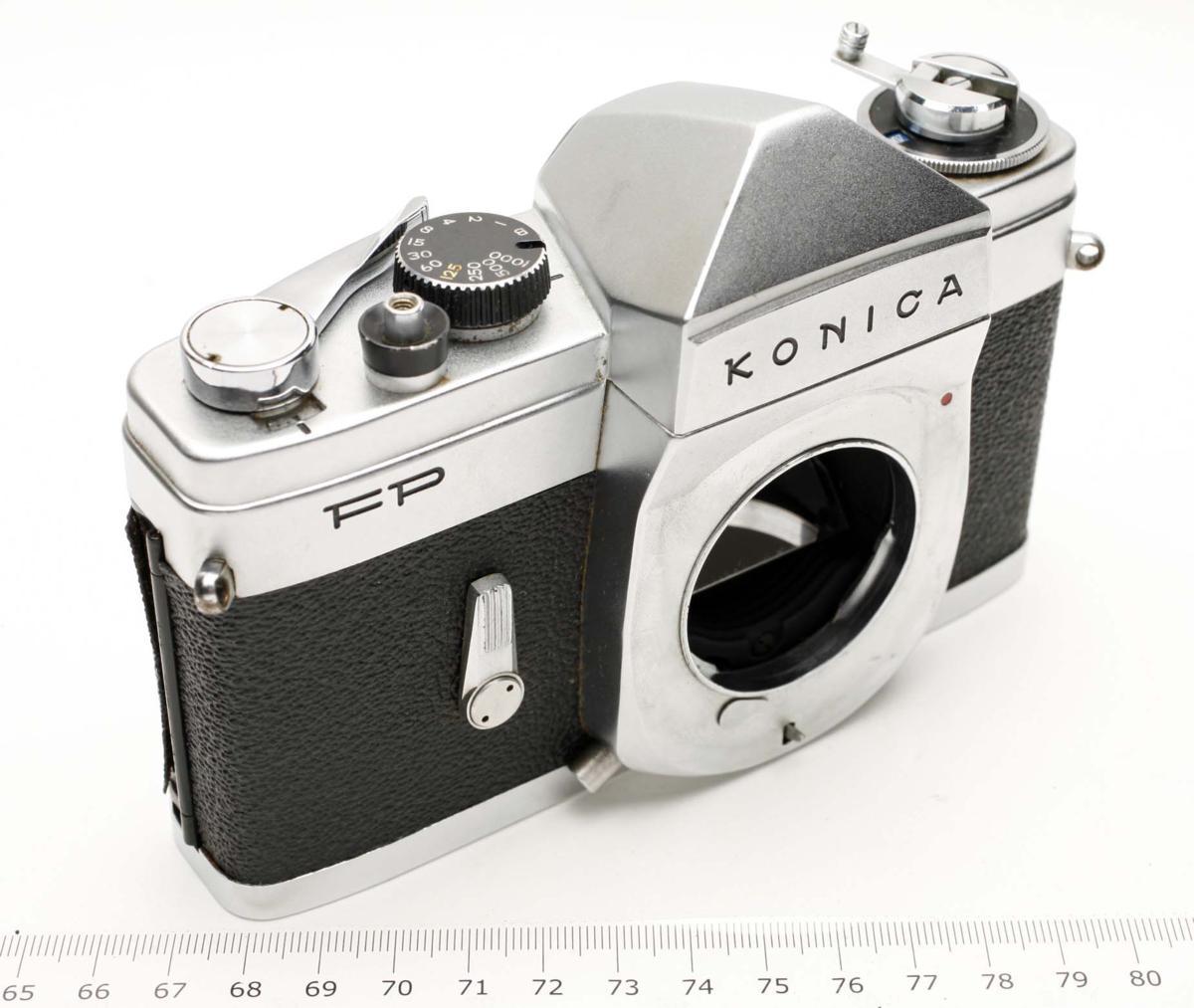 ※ Fマウント コニカ FP ヘキサノン 50mm f1.8 Konica Hexanon h1914_画像2