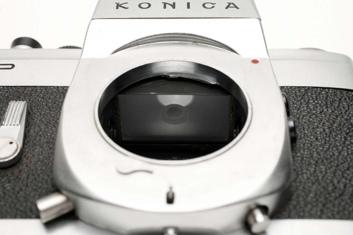 ※ Fマウント コニカ FP ヘキサノン 50mm f1.8 Konica Hexanon h1914_画像5