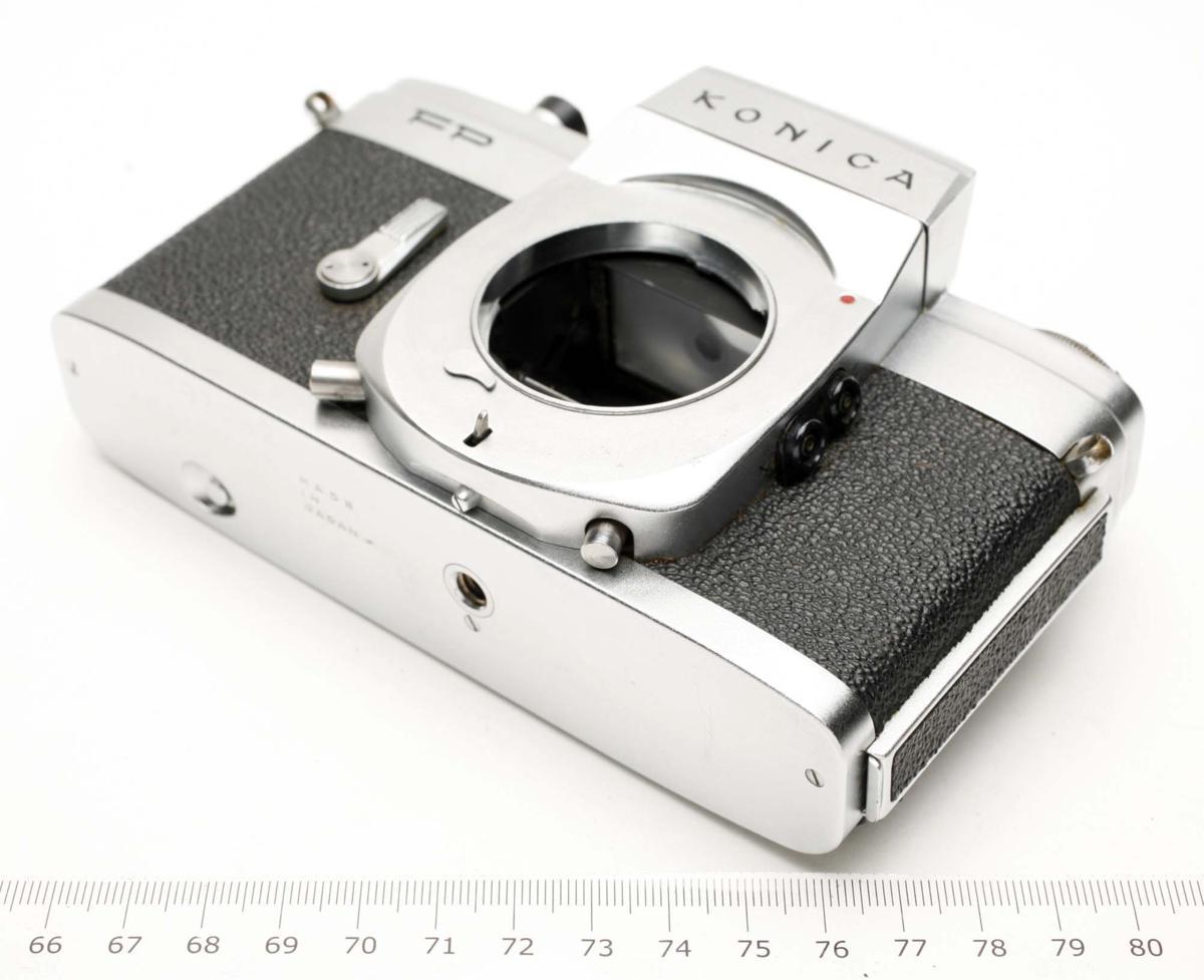 ※ Fマウント コニカ FP ヘキサノン 50mm f1.8 Konica Hexanon h1914_画像4