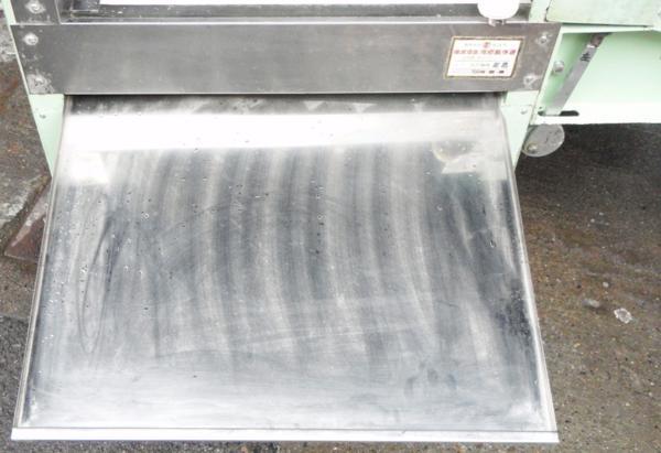 ◆河野製作所 手打麺機「信濃」麺切りユニット現状ベルト不動◆_画像6
