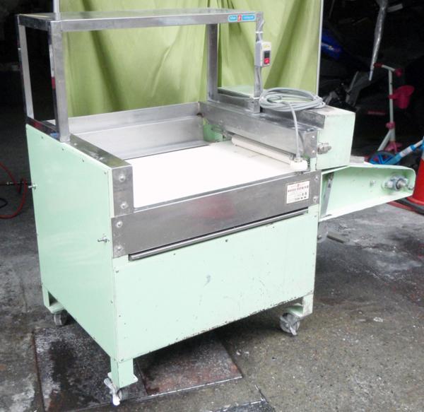 ◆河野製作所 手打麺機「信濃」麺切りユニット現状ベルト不動◆_画像1