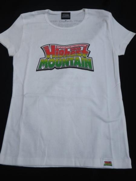 1515未使用/Highest MOUNTAIN2010/レゲエフェス限定Tシャツ女M