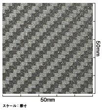 3M ダイノックTM カーボンシートCA420ガンメタ【送料無料】_画像3