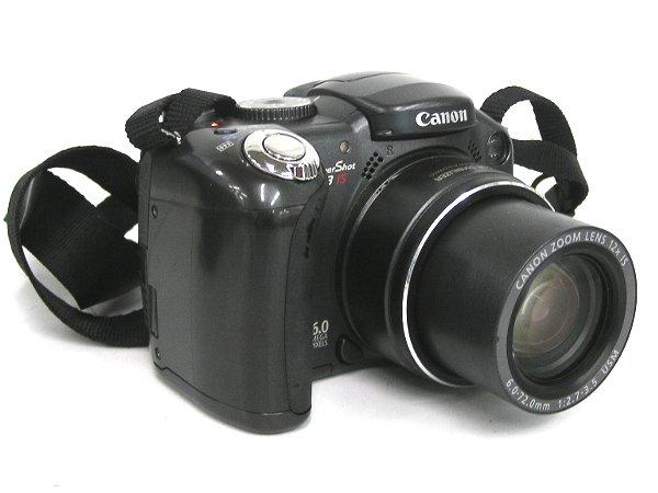 ■○ Canonキャノン PowerShot S3 IS デジタルカメラ PC1192 液晶割れ ジャンク