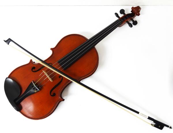 ♪♪【美品】 Gliga Vasile Viola16 ビオラ ヴィオラ グリガバジル KUN肩当・ケース付 ♪