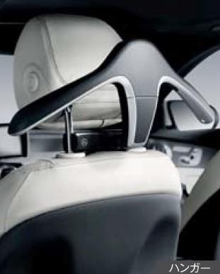 ■■【ベンツ純正アクセサリー】シート背面 スーツハンガー X156 GLAクラス GLA180 GLA250 GLA45AMG_画像1