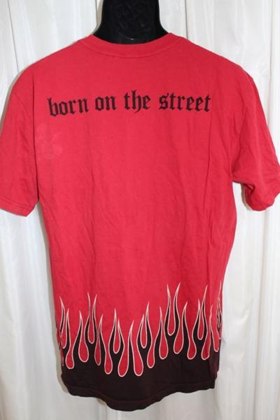 スメット SMET メンズ半袖Tシャツ Lサイズ レッド 新品 赤_画像4