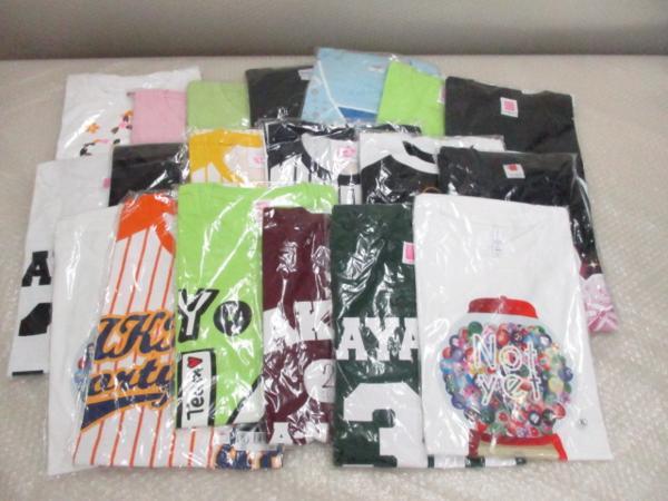 まとめ売り Tシャツ AKB48,Not yet他 渡辺麻友,生駒里奈 等 東京ドーム1830m,ドームツアー2013他