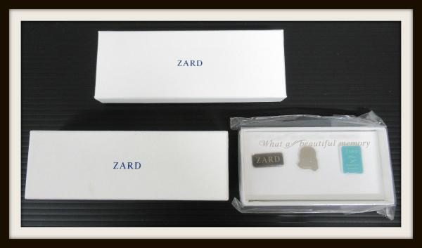 ZARD ストラップ+ピンバッジ 3点セット 坂井泉水【04
