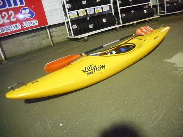si- kayak perception{pa-sepshon} PROLINE Overflow CORSICA paddle