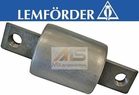 【M's】VOLVO S60/V70/XC70/S80 LEMFORDER製・他 フロントロアアームブッシュ(1個)//ボルボ 純正OEM 社外品 V9465971 V9443882_画像1