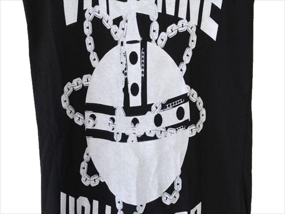 SUNDAY21 レディースオーバー半袖Tシャツ ブラックSサイズ イタリア製 新品_画像3