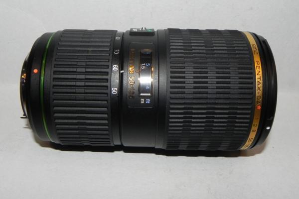**PENTAX  DA*50-135mm F2.8 ED AL スター レンズ(保証書有)*