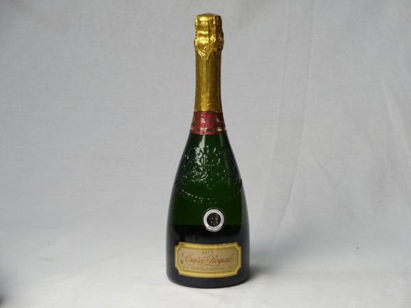 スパークリングワイン キュウ゛ェ・ロワイヤル クレマン・ド