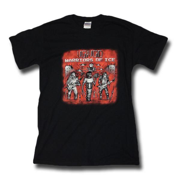 Voivod ヴォイヴォド Warriors Of Ice Tシャツ M