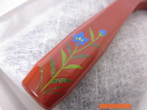 【新品】 送料無料 ケンコー ルーペ 和 桔梗 京塗り52mm KOP-005 _画像6