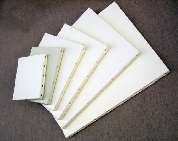 画材 張りキャンバス 綿化繊 TC SMサイズ 10枚セット_画像6