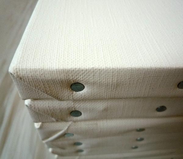画材 張りキャンバス 綿化繊 TC SMサイズ 10枚セット_画像2