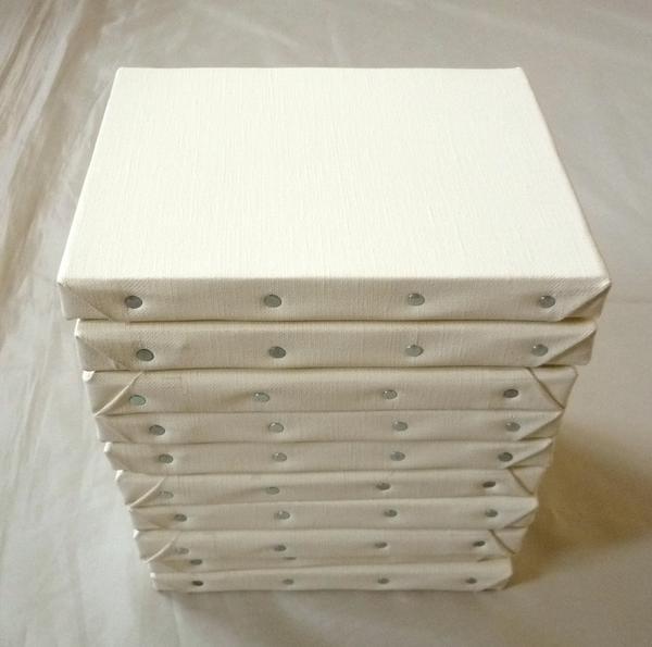 画材 張りキャンバス 綿化繊 TC SMサイズ 10枚セット_画像3