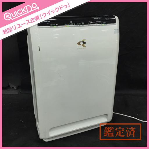 1円 DAIKIN ダイキン MC75P-W 空気清浄機 ホワイト 2014年製 動作確認済み