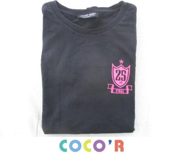 氷室京介 25th Anniversary Tour NAKED Final Tシャツ