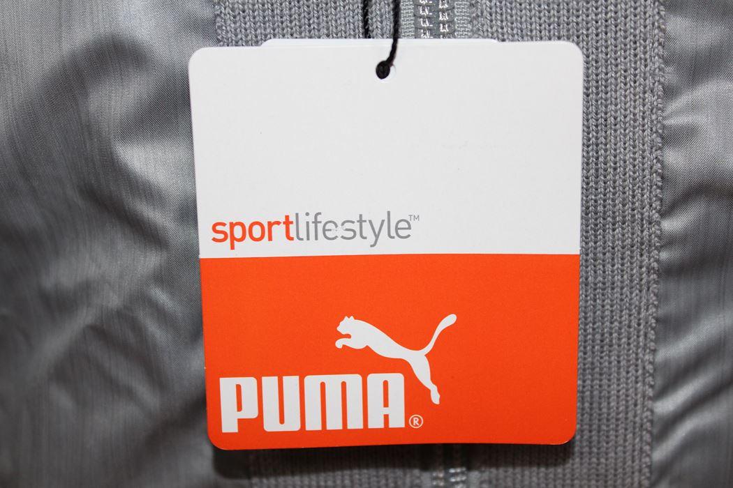 プーマ PUMA メンズ ブルゾン グレー Lサイズ 902513 02 新品_画像5