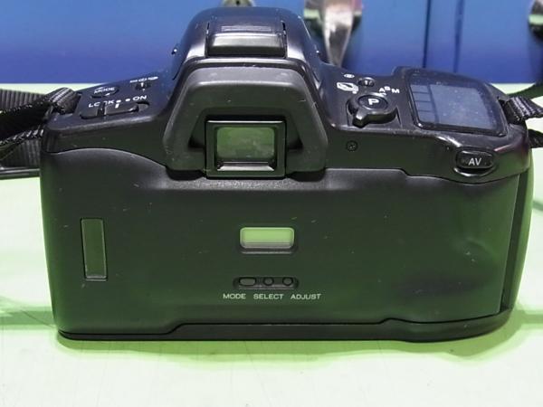 ■MINOLTA α303si / レンズ SIGMA ZOOM 28-80mm 1:3.5-5.6MARCO_画像4