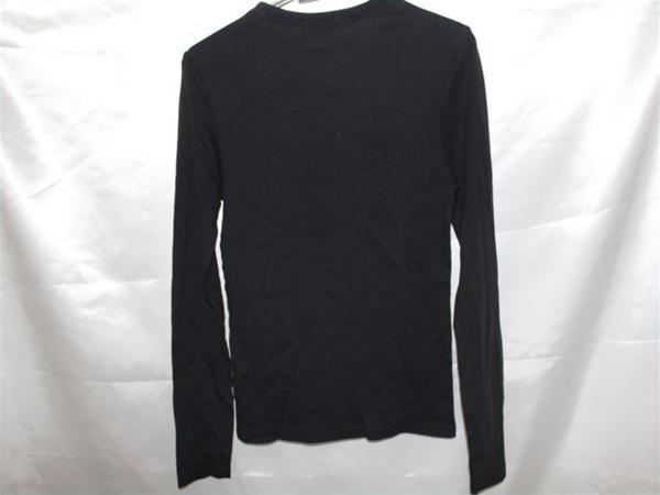 パシフィックコースト PACIFIC COAST レディース長袖Tシャツ Mサイズ ブラック 新品_画像3