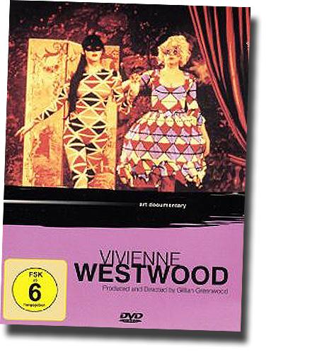 輸入DVD ヴィヴィアン・ウエストウッド アート&デザインシリーズ2010年/ Vivienne Westwood (Art- Art and design Series) (2010)(輸入品_画像1