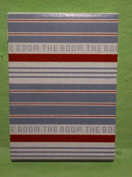 A-4【パンフ】THE BOOM 僕にできるすべて 2002-2003 コンサートツアー