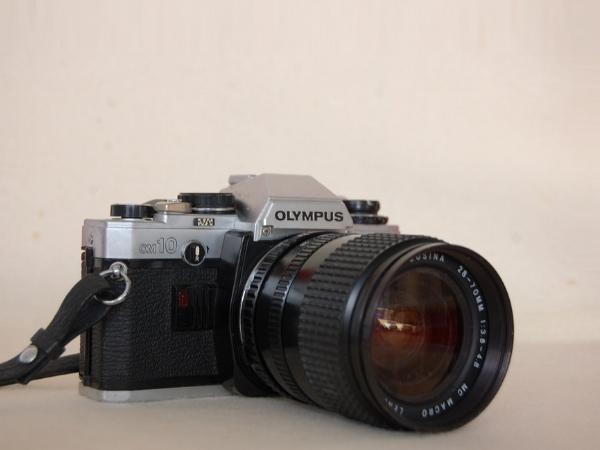 【OLYMUS/オリンパス/カメラ/OM10/レンズ/MC MACRO/COSINA/28-70MM】写真_画像1