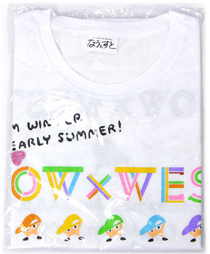 ジャニーズWEST/Live Tour 2017 なうぇすと/Tシャツ◆新品Ss