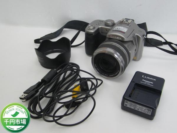 【O-0516】Panasonic パナソニック LUMIX DMC-FZ30 レンズ DC VARIO-ELMARIT 1:2.8-3.7/7.4-88.8 ASPH. カメラ 現状品