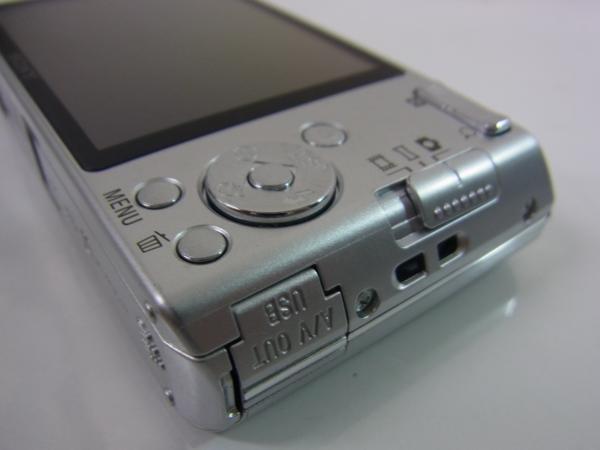 /C985 ★SONY 【 Cyber-shot DSC-W610 】 シルバー 1410万画素_画像6