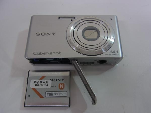 /C985 ★SONY 【 Cyber-shot DSC-W610 】 シルバー 1410万画素_画像8