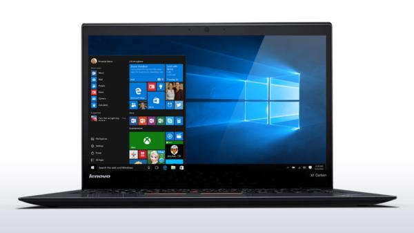【再生品】ThinkPad X1 Carbon /Win 10 Pro /Core i5-6200U /128GB 8GB FHD