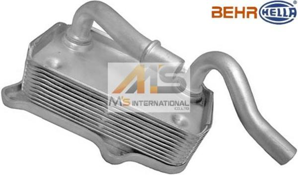 【M's】W220 W215 R230 W639(M112/M113)エンジンオイルクーラー_画像1
