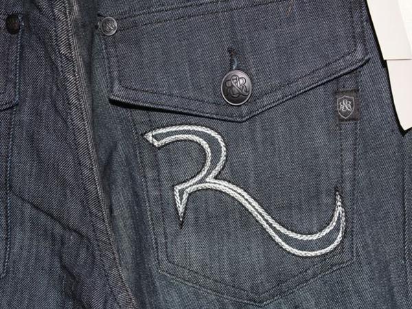 ロック&リパブリック Rock&Republic メンズデニムパンツ ジーンズ 33インチ RLN3850 CMDO 新品_画像7