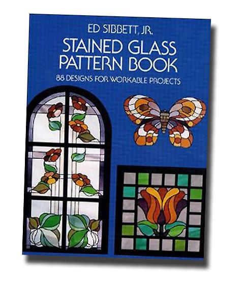 洋書 ステンドグラスパターンブック:プロジェクト88デザイン_画像6