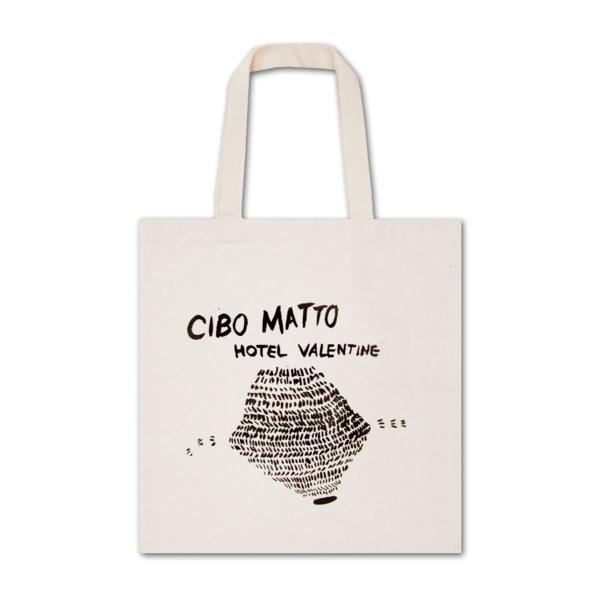 Cibo Matto トートバッグ チボ・マット Hotel Valentine