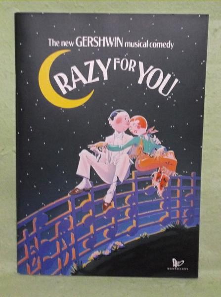 Q-【パンフ】劇団四季 クレイジー・フォー・ユー 1993年 日生劇場