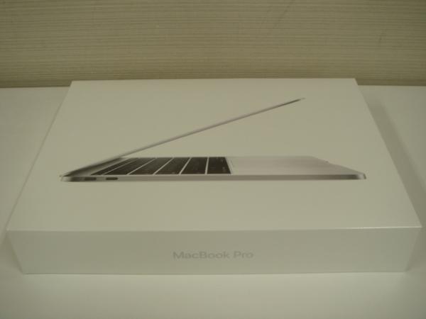 送料無料!税込!未開封!新品!1円~!Apple アップル MacBook Pro Retinaディスプレイ 2300/13.3 MPXR2J/A シルバー 13インチマックブックプロ