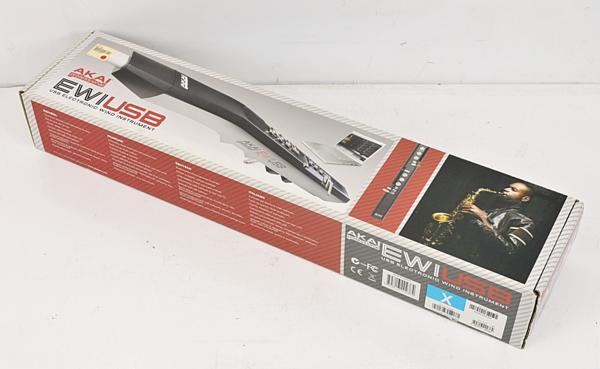 未使用保管品◆ AKAI EWI USB ウインドUSBコントローラー◆【zd670_画像2